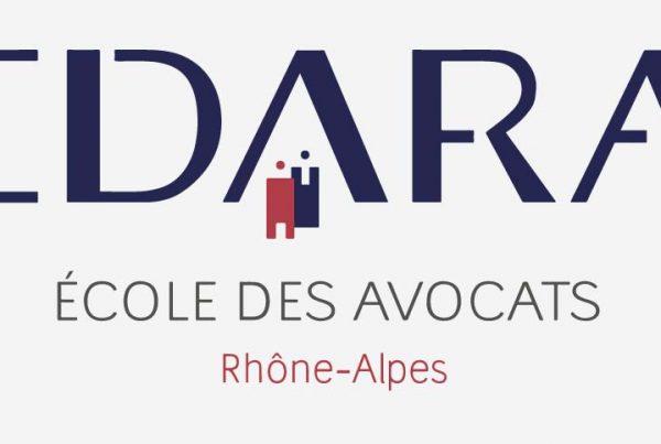 EDARA – École des Avocats de Lyon